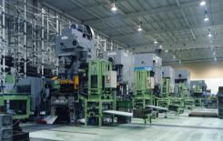 Stamping processing equipment